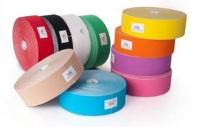 Фото 6 к товару Тейп кинезиологический Nasara Medisport 5 см x 32 м (цвета в ассортименте)
