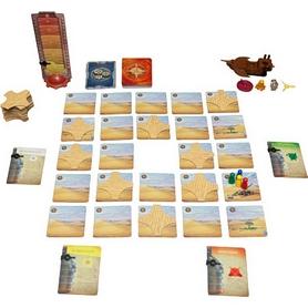 Фото 4 к товару Игра настольная Запретная пустыня (Forbidden Desert)