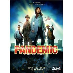 Игра настольная Пандемия (Pandemic) (рус.)