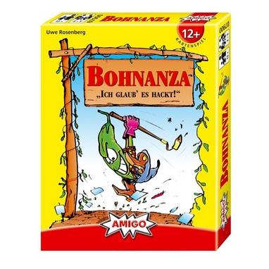 Игра настольная Бонанза Делюкс (Bohnanza)