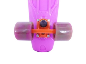 Фото 2 к товару Пенни борд Penny Swirl Fish SK-404-1 фиолетовый