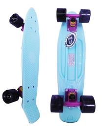 Скейтборд Penny Swirl Fish SK-404-10 мятный