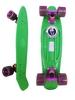 Скейтборд Penny Swirl Fish SK-404-13 зеленый - фото 1