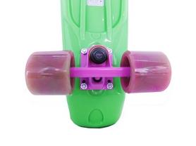 Фото 2 к товару Скейтборд Penny Swirl Fish SK-404-13 зеленый