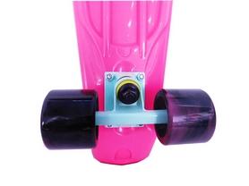 Фото 2 к товару Пенни борд Penny Swirl Fish SK-404-2 розовый