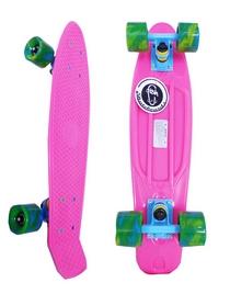 Скейтборд Penny Swirl Fish SK-404-3 розовый