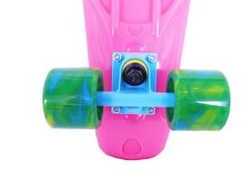 Фото 2 к товару Пенни борд Penny Swirl Fish SK-404-3 розовый
