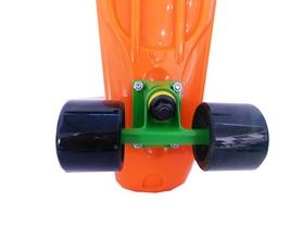 Фото 2 к товару Пенни борд Penny Swirl Fish SK-404-7 оранжевый