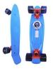 Скейтборд Penny Swirl Fish SK-404-8 синий - фото 1