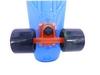 Скейтборд Penny Swirl Fish SK-404-8 синий - фото 2