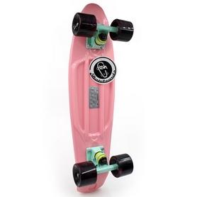 Фото 1 к товару Скейтборд Penny Swirl Fish SK-404-9 розовый