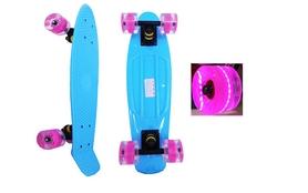Скейтборд Penny Wheels Fish SK-405-2 синий