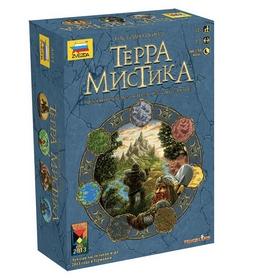 Фото 1 к товару Игра настольная Терра мистика (Terra Mystica). Звезда