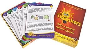 Фото 2 к товару Игра настольная Thinkers 9-12 лет. Алгоритмическая логика