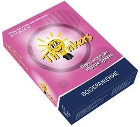 Игра настольная Thinkers 12-16 лет. Воображение