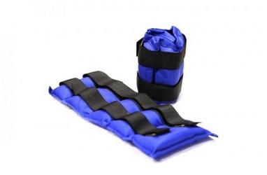 Утяжелители для рук и ног 2 шт по 0,5 кг