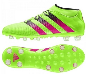 Бутсы футбольные Adidas ACE 16.2 Primemesh FG/AG AQ2552 - 8,5(41)