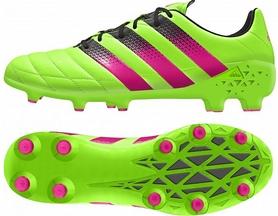 Фото 1 к товару Бутсы футбольные Adidas ACE 16.1 FG/AG Leather AF5099