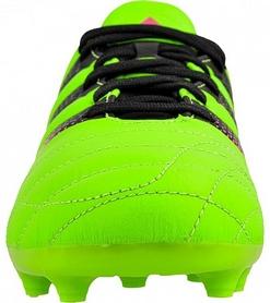 Фото 3 к товару Бутсы футбольные Adidas ACE 16.3 FG/AG J Leather AF5159