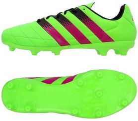 Фото 1 к товару Бутсы футбольные Adidas ACE 16.3 FG/AG Leather AF5162