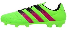 Фото 2 к товару Бутсы футбольные Adidas ACE 16.3 FG/AG Leather AF5162