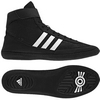 Борцовки Adidas Combat Speed 4 черные - фото 1