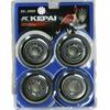 Колеса для роликов Kepai 80 мм - фото 1