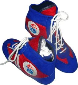 Фото 1 к товару Обувь для занятий самбо (самбетки) Green Hill Fias