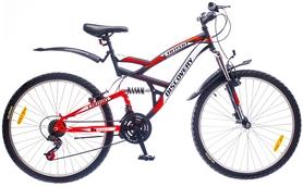 Фото 1 к товару Велосипед горный Discovery Canyon AM2 14G Vbr St 26