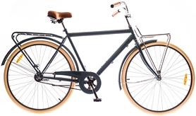 "Велосипед городской Dorozhnik Comfort Male 14G Velosteel St 28"" 2016 серый, рама 22"""
