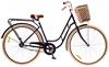 Велосипед городской Dorozhnik Retro 14G Velosteel St с багажником 28