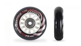 Колеса для роликов с подшипниками Rollerblade WHEELS PACK 72/80A+SG5+6MM SP - 2015