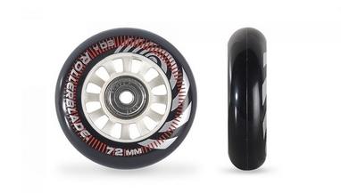 Колеса для роликов с подшипниками Rollerblade WHEELS PACK 80/82A+SG7 - 2015