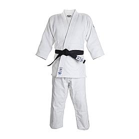 Кимоно для дзюдо Green Hill Olimpic белое (модель 2011) - 185 см