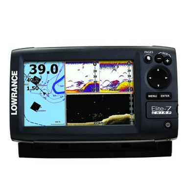 Эхолот (сонар) Lowrance Elite-7 CHIRP