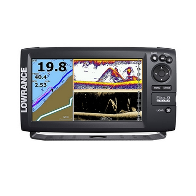 Эхолот (сонар) Lowrance Elite-9 CHIRP