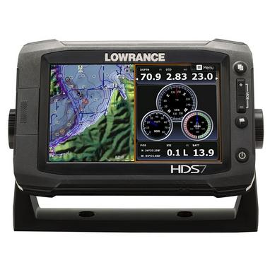 Эхолот Lowrance HDS-7 GEN2 Touch без датчиков