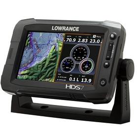 Фото 2 к товару Эхолот Lowrance HDS-7 GEN2 Touch без датчиков
