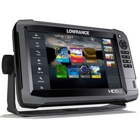 Фото 3 к товару Эхолот Lowrance HDS-9 Gen3 Touch без датчиков