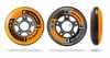 Колеса для роликов K2 80 mm Wheel 4-Pack - 2015 - 80 мм - фото 1