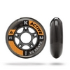 Колеса для роликов K2 76 mm Wheel 4-Pack - 2015 - 76 мм - фото 1