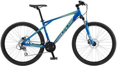 Велосипед горный GT Aggressor Expert (Hydr) 2015 - XS