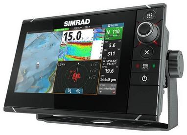 Эхолот SIMRAD NSS7 EVO2 без датчиков