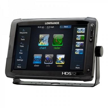 Эхолот HDS-12 GEN2 Touch без датчиков