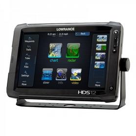 Фото 1 к товару Эхолот HDS-12 GEN2 Touch без датчиков