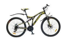 Фото 1 к товару Велосипед горный Optimabikes Eclipse AM2 14G DD 26