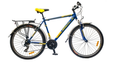 Велосипед городской Optimabikes Columb AM 14G St 26