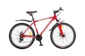 """Велосипед горный Optimabikes Amulet HLQ AM  Al 26"""" 2014 красный рама - 21"""