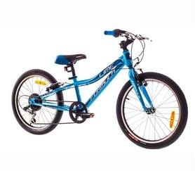 """Велосипед горный Formula Lime 14G  Vbr 20"""" 2016 синий рама 10"""""""