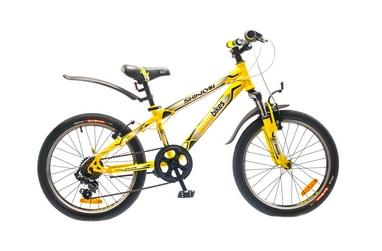 Велосипед горный подростковый Optimabikes Shinobi AM 14G St 20